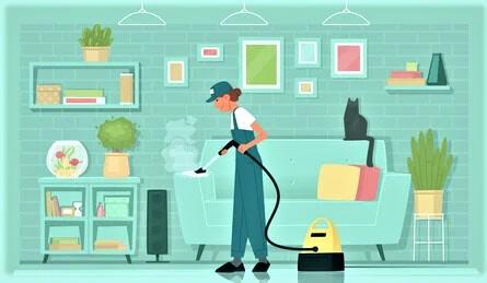شركة تنظيف بالبخار بالباحة